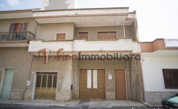 Appartamento Con Garage Cellino San Marco €. 100.000
